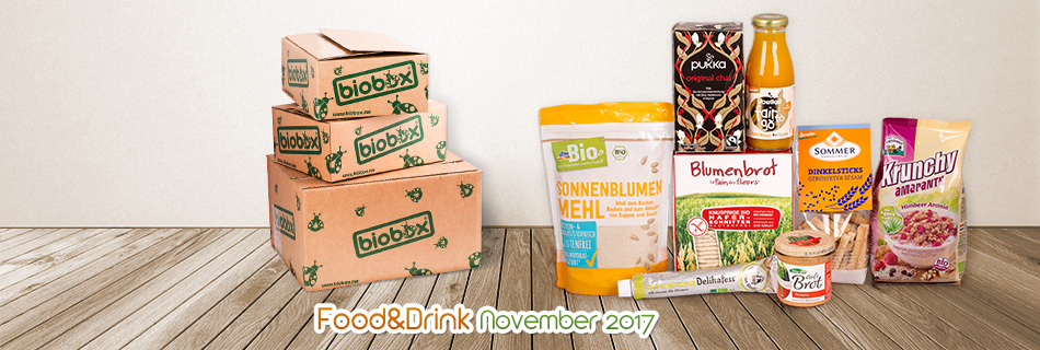 Biobox Food&Drink im November