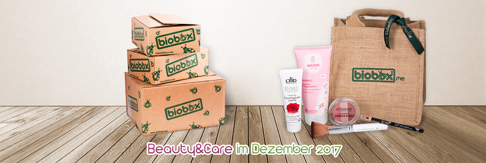 Biobox Beauty & Care im Dezember