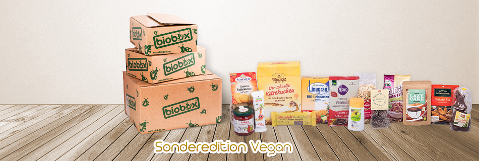 Biobox Sonderedition VEGAN
